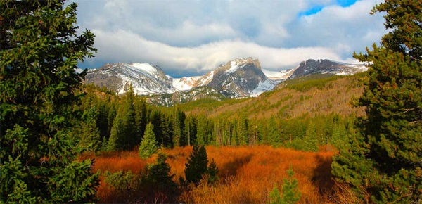 Welcome to Rocky Mountain National Park