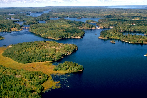 Welcome to Voyageurs National Park