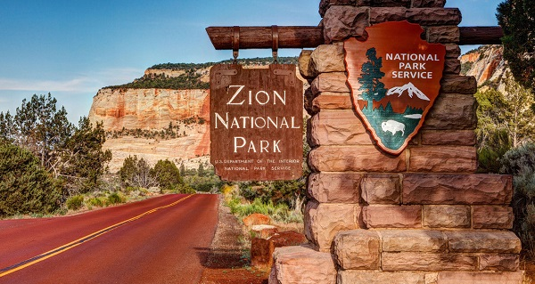 Welcome to Zion National Park